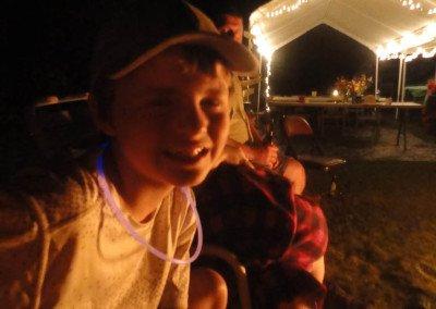 54 bonfire farm party