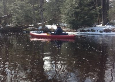 Jerry Kayaking
